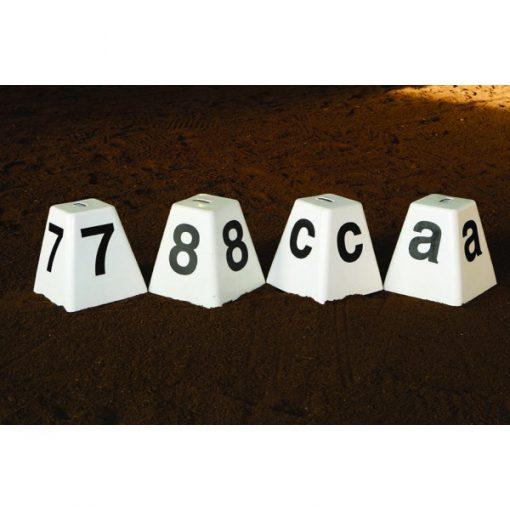 Nummerskilter Til Sprangbane