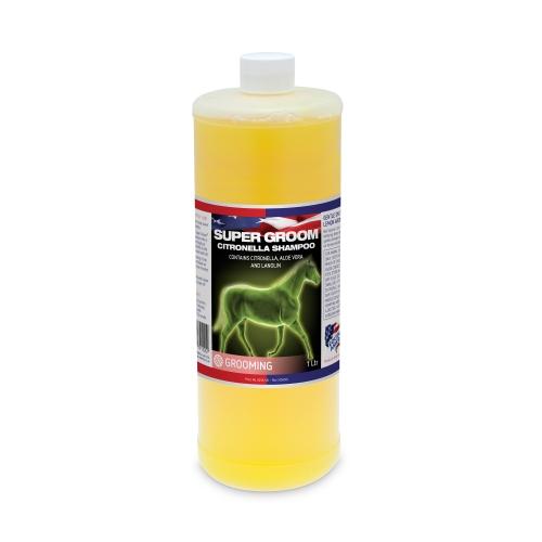 Super Groom Citronella Shampoo 1ltr